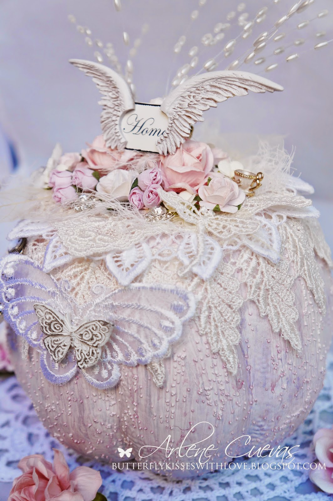 Butterfly Kisses & Paper Pretties: Altered Shabby Chic ...