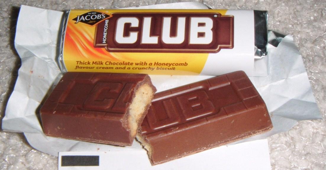 Foodstuff Finds Club New Honeycomb Flavour Sainsburys