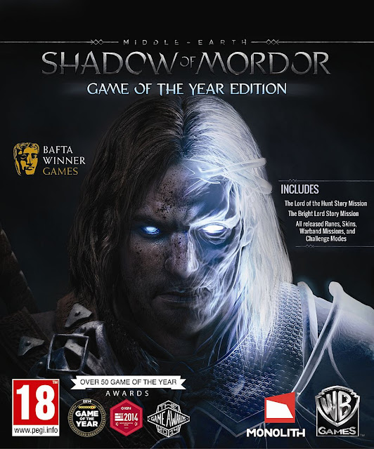 Descargar Middle-Earth: Shadow of Mordor [PC] [Español] [Full] [ISO] Gratis [MEGA]