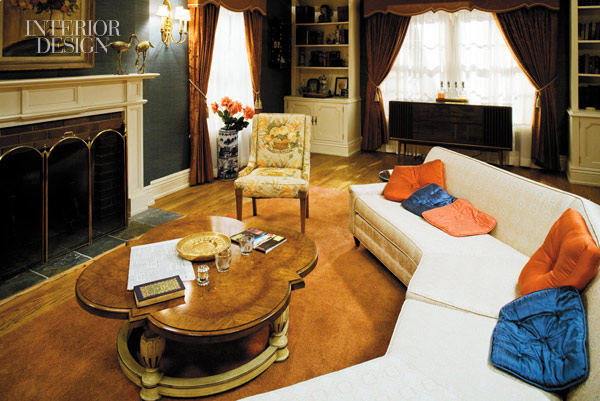 surprising 1960s sitcom living room | ASD - INTERIOR DESIGN: Mad Men - early 1960's style