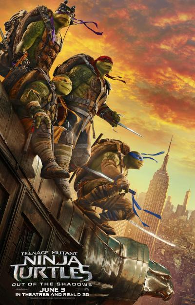 Teenage Mutant Ninja Turtles 2 Sub Indo : teenage, mutant, ninja, turtles, ANIMEREON:, Teenage, Mutant, Ninja, Turtles, Shadows, (2016)