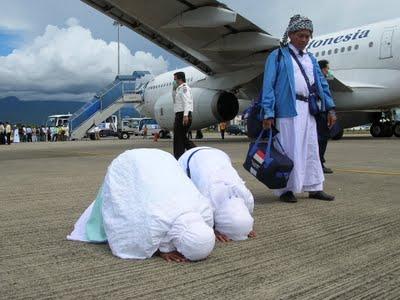 Apa Sih Serangan Panas Yang Sering Diderita Jamaah Calon Haji?