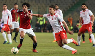 LIVE: Tunisia v Egypt (African Cup of Nations qualifiers)