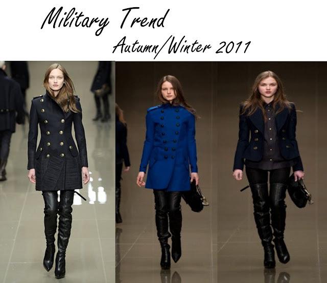 Autumn/Winter 2011 Ladieswear Trends