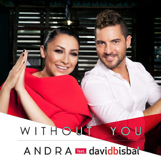 Andra Feat David Bisbal - Without You Lyrics