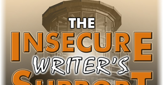 The Insecure Writer's Support Group, #IWSGPit, and #Giveaway