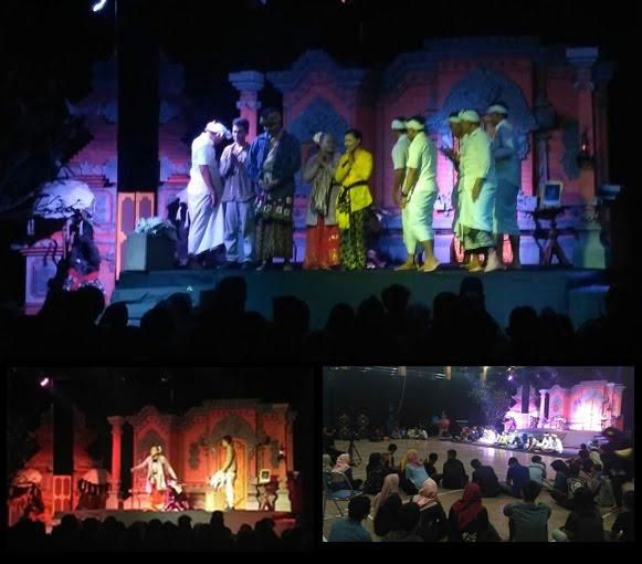 Teater Keset; Menantang Keaktoran Budaya Bali