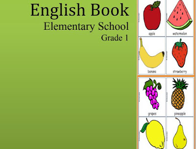 BUKU BAHASA INGGRIS SD KELAS 1, English Book Elementary School Grade 1, librarypendidikan.com