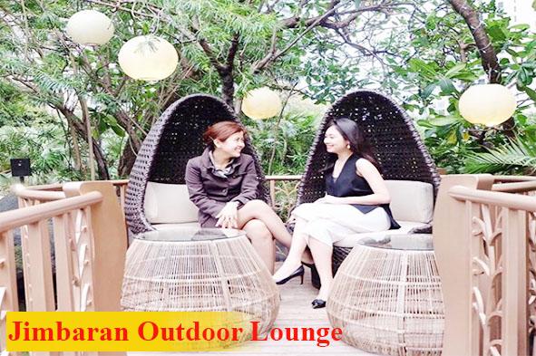 Jimbaran Outdoor Lounge