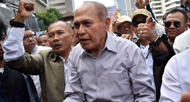 Andi Arief Sebut Kivlan Zein Terlibat Konflik Ambon, Poso sampai Sampit