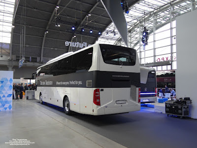 Mercedes-Benz Tourismo, EvoBus, TransExpo 2018