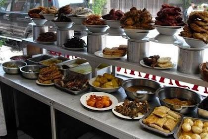 Lowongan Kerja Restoran/Rumah Makan Padang Penempatan Lampung & Sumatera Selatan