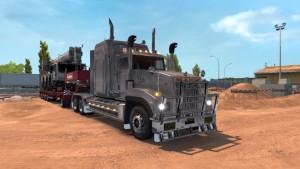Mack Titan V8 truck mod