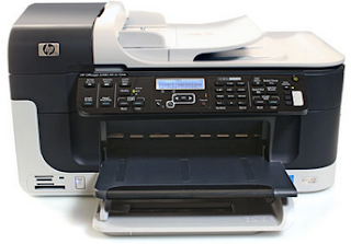 HP Officejet J6480 Driver Free Download