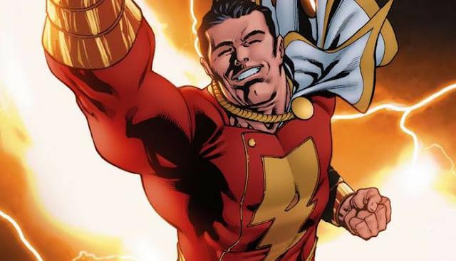Fakta-fakta Shazam dalam Komik DC