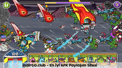 Monster VS Zombie APK