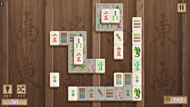 Mahjong Classic - Image du Jeu