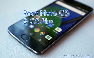 root moto g5