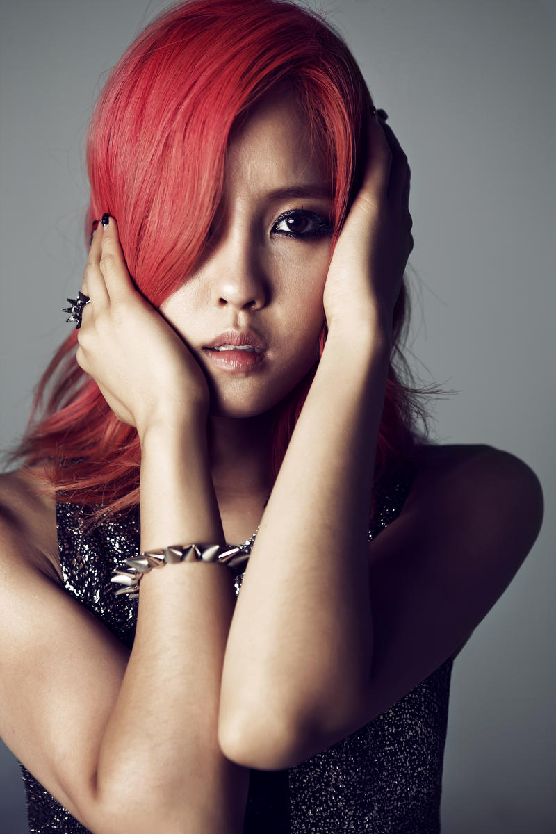 Foto qri t-ara sexy love wallpaper