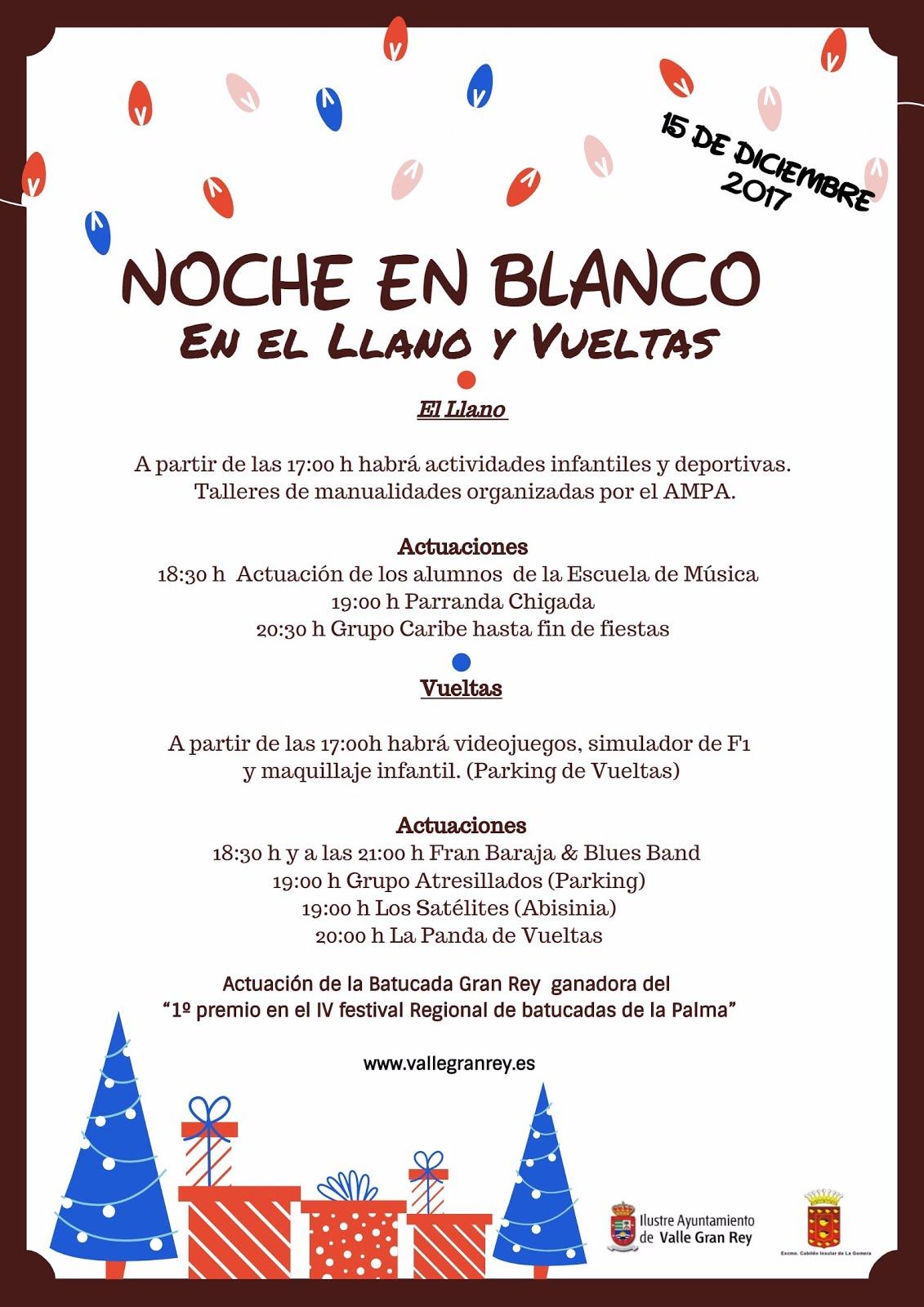 LA GOMERA ISLAND (Canary Islands): It\'s \'white night\' time again