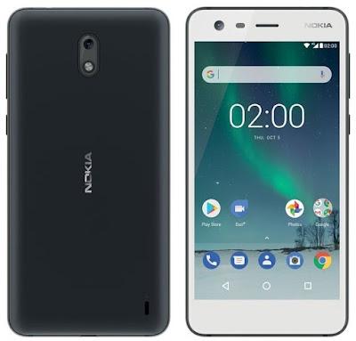 Nokia 2 appears on AnTuTu