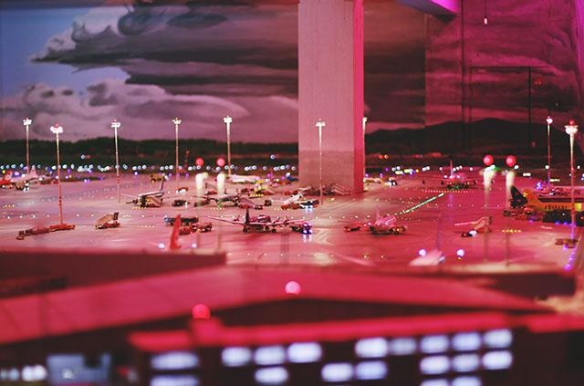 Hamburg Airport Miniatur Wunderland