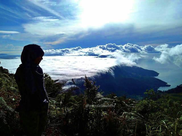 Panorama Bukit sipiso-piso