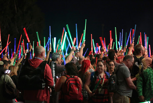 The Force Awaken at San Diego Comic Con