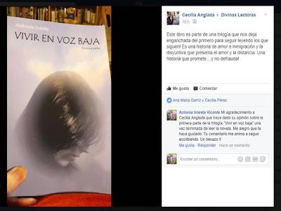 """Trilogía """"VIVIR EN VOZ BAJA"""""""