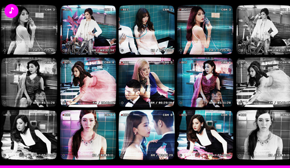 Girls' generation / SNSD - Mr. Mr. | Random J Pop