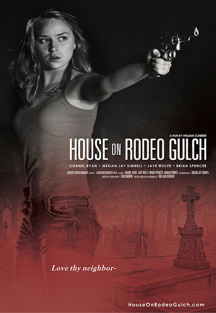 House on Rodeo Gulch poster