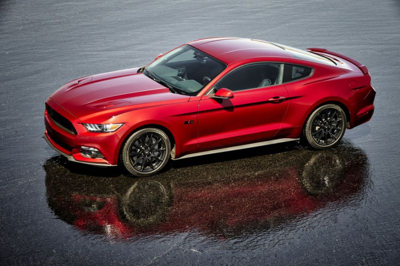 2016 Mustang Gt 0 60 Specs Review Redesign Release Date In Canada