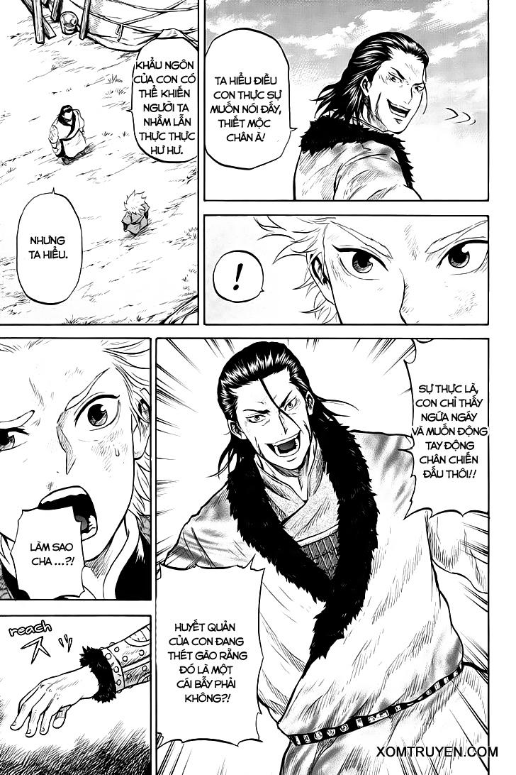 Horizon (okada takuya) chap 26 trang 9