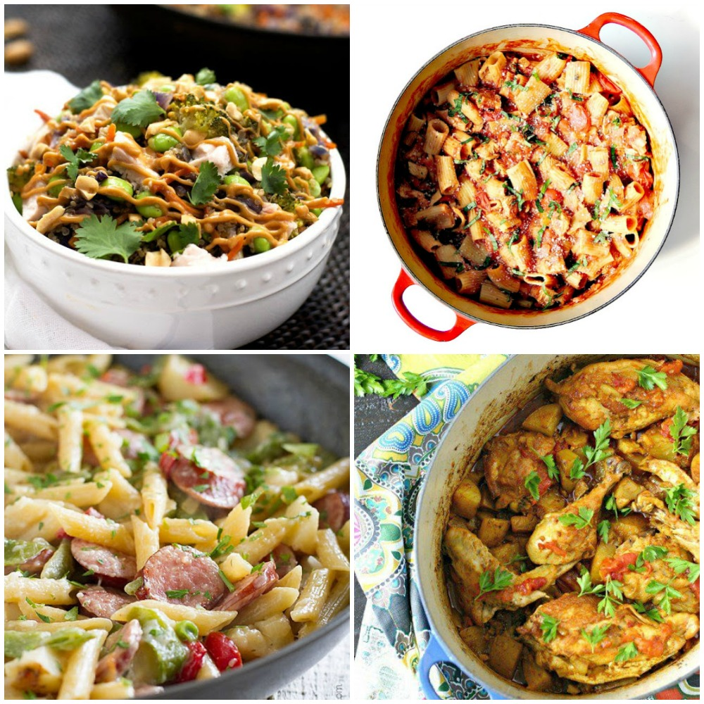 20 Wonderful One-Pot Meals from www.bobbiskozykitchen.com