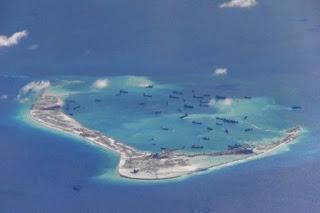 Merespons Amerika, China Gelar Latihan Tempur Dadakan di Laut China Selatan - Commando