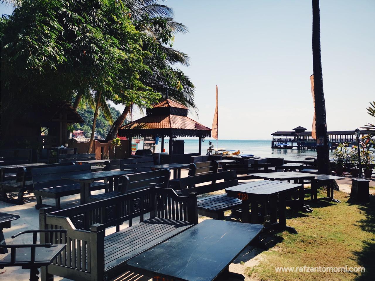 Ombak Cafe, Pulau Perhentian