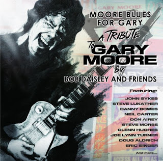"Διασκευή στο ""Empty Rooms"" από το album ""Moore Blues for Gary"""