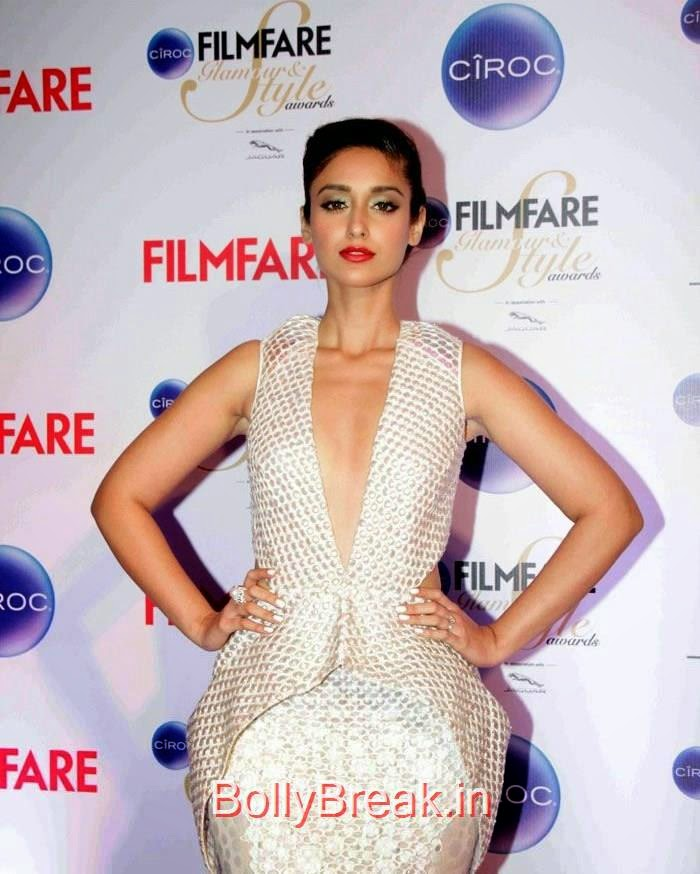 Celebs at Ciroc Filmfare Glamour & Style Awards, Hot Images Of Ileana D'Cruz  at Ciroc Filmfare Glamour & Style Awards