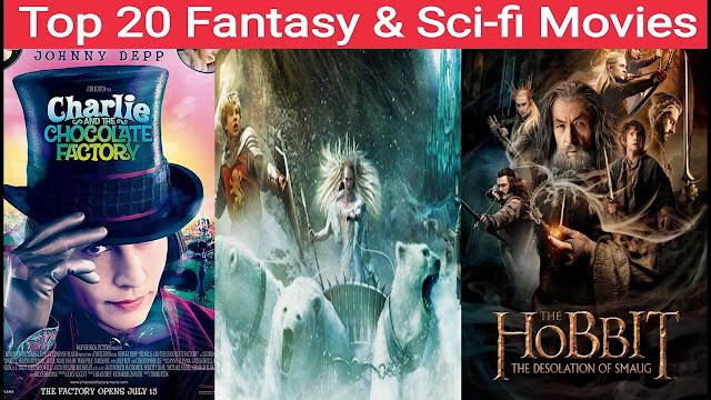 Rekomendasi 20 Film Fantasi Terbaik Sepanjang Masa
