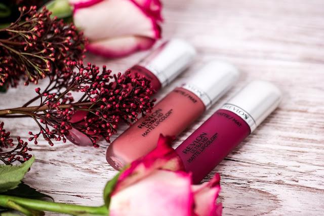 flüssiger Lippenstift