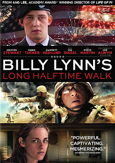 Billy Lynn's Long Halftime Walk [2016] [DVD5] [Latino]