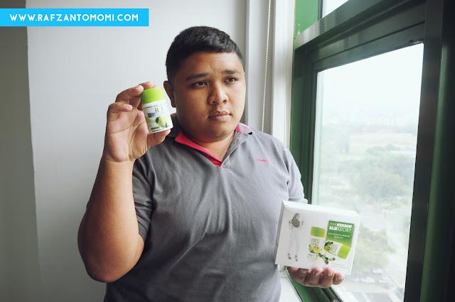Apple Fiber Plus - Membantu Kurangkan Berat Badan Saya!