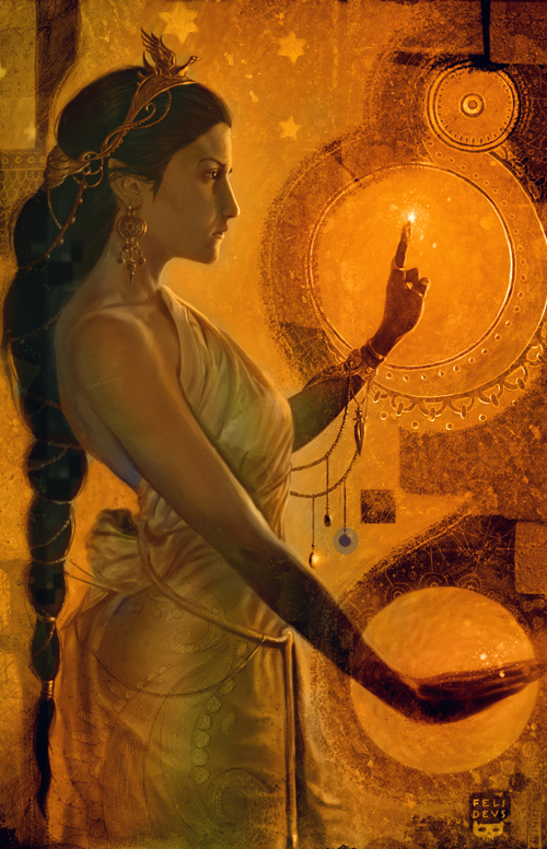 thesis goddess