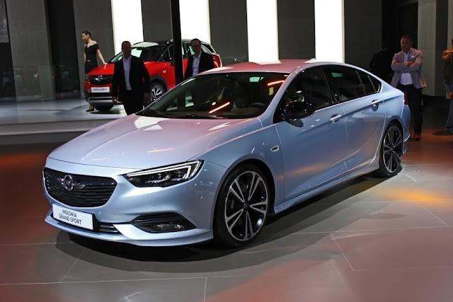 Yeni Opel insignia Fiyatı ve Özellikleri 2017-2018