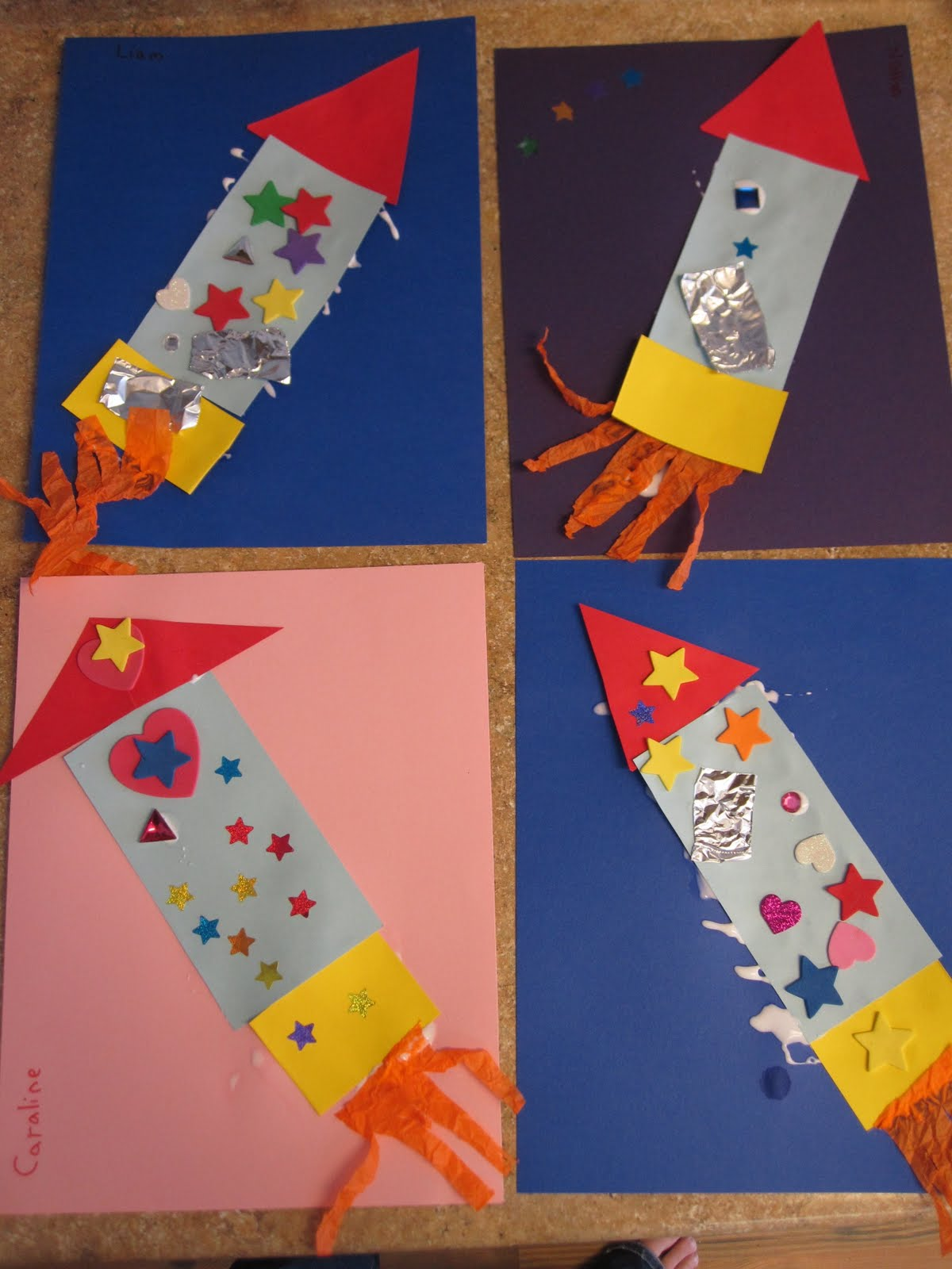 Toddler Approved Rockets Galore
