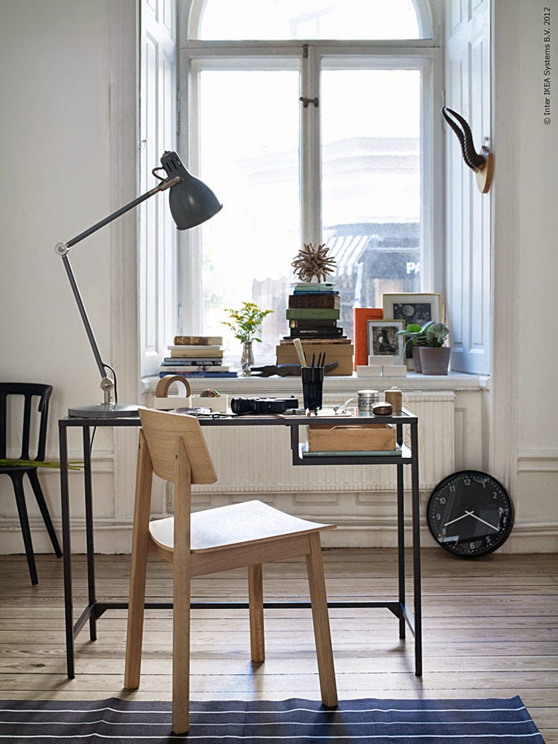 Thing About Eva Next project ikea vittsjö laptop desk