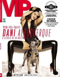 Download Revista Vip Dani Albuquerque  Agosto 2011