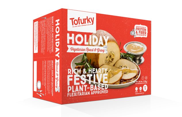 My 1st Vegan Thanksgiving Recipe Round Up Tofurky Holiday Roast
