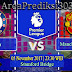 Prediksi Jitu Chelsea vs Manchester United | 05 November 2017