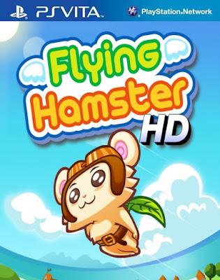 Flying Hamster HD [PSVita][USA][HENkaku][Mega]
